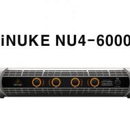 NU4-6000 /초경량,고밀도,6000와트,4채널,파워앰프