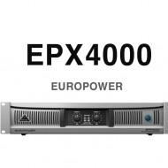 EPX4000 /ATR기술이 탑재된 프로페셔널 4000W, 경량 스테레오 파워 앰프
