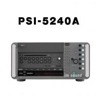 PSI-5240A /다양한음원,USB호스팅,녹음,CD카피,충격방지,MP3,WMA,차임,240와트,요약정보 및 구매