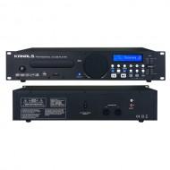 CD-700U KANALS 전문가용/CD플레이어/USB/SDCard/MP3플레이어/피치조절(음원속도조절)가능/카날스