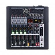 카날스 BKG-60 아날로그 6채널 이펙트내장 전문가용 오디오믹서
