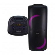 카날스 BS-11000 블루투스 10인지x2 휴대용 충전식 앰프스피커 블루투스/USB/SD Card/MP3 플레이어/EQ/MEFA BASS사운드 500와트