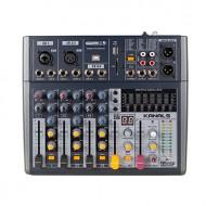 카날스 BKG-50 아날로그 5채널 이펙트내장 전문가용 오디오믹서